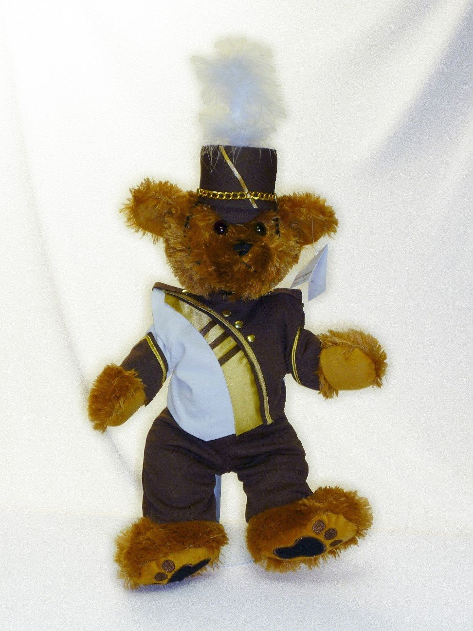 Absegami HS Marching Band Uniform Teddy Bear