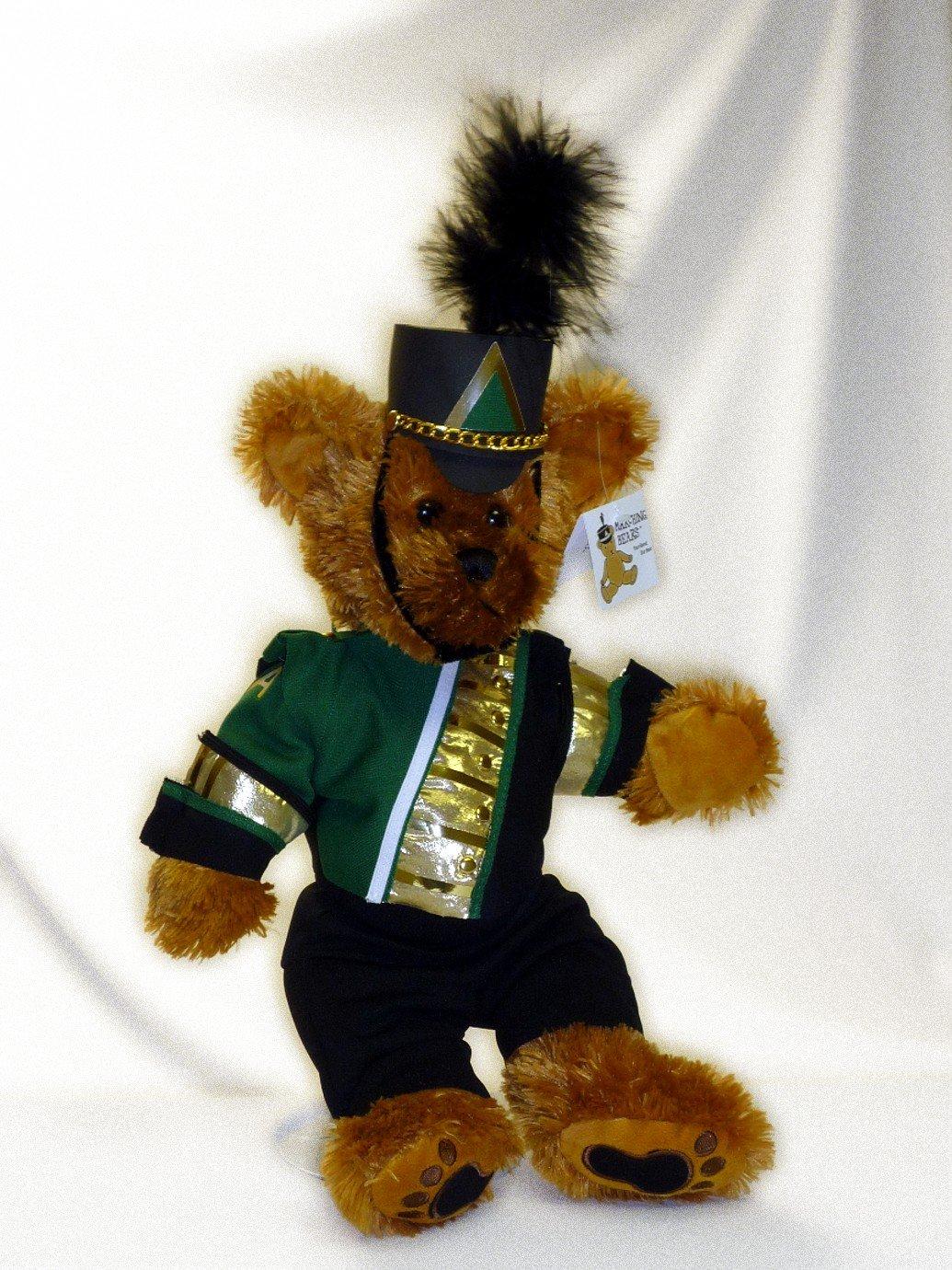 Audubon HS Marching Band Uniform Teddy Bear