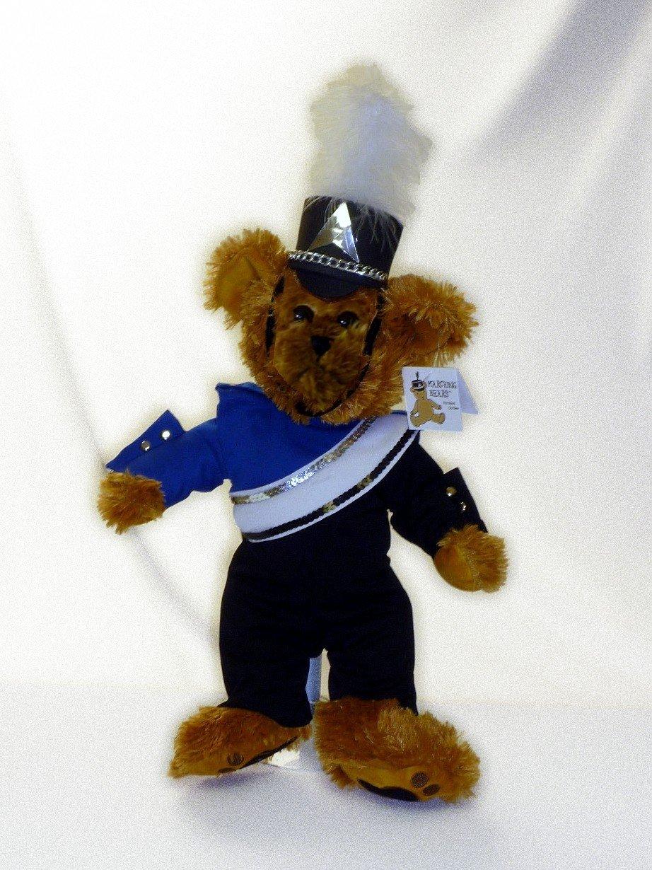 Hammonton HS Marching Band Uniform Teddy Bear