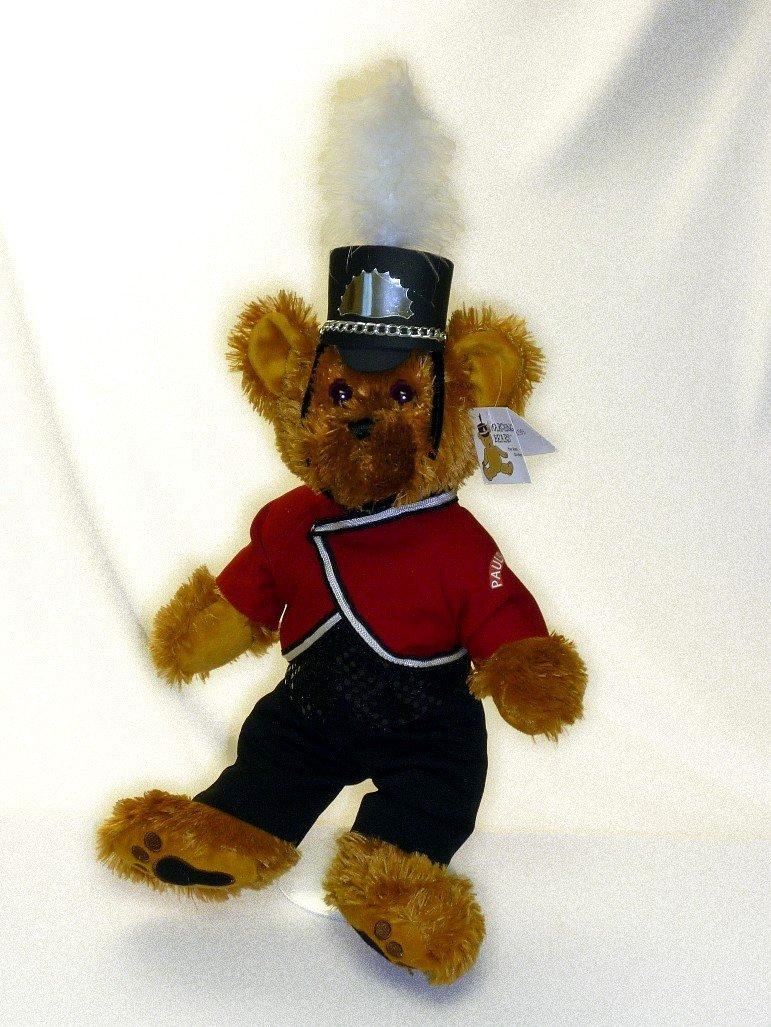 Paulsboro HS Marching Band Uniform Teddy Bear