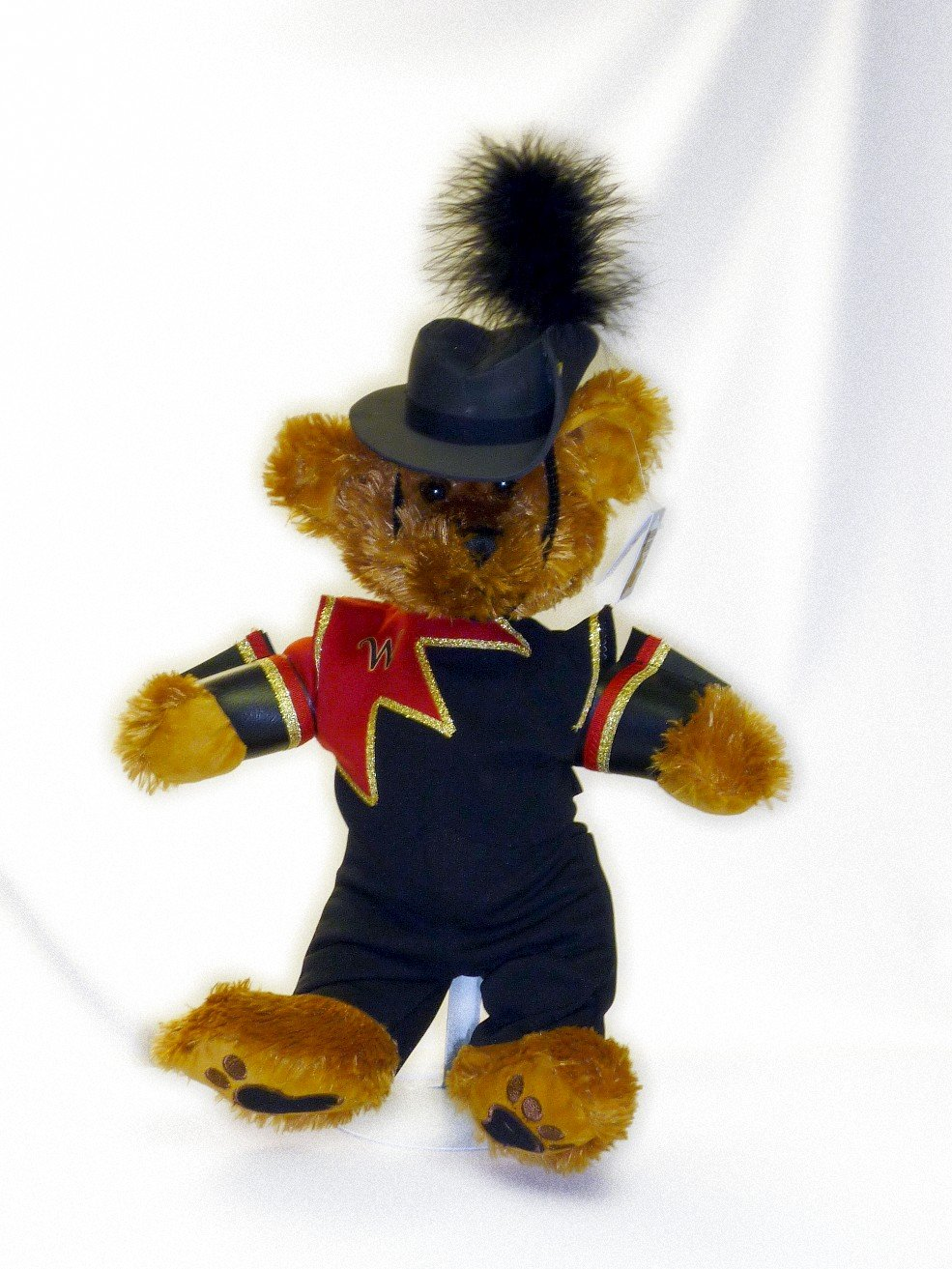Warwick HS Marching Band Uniform Teddy Bear