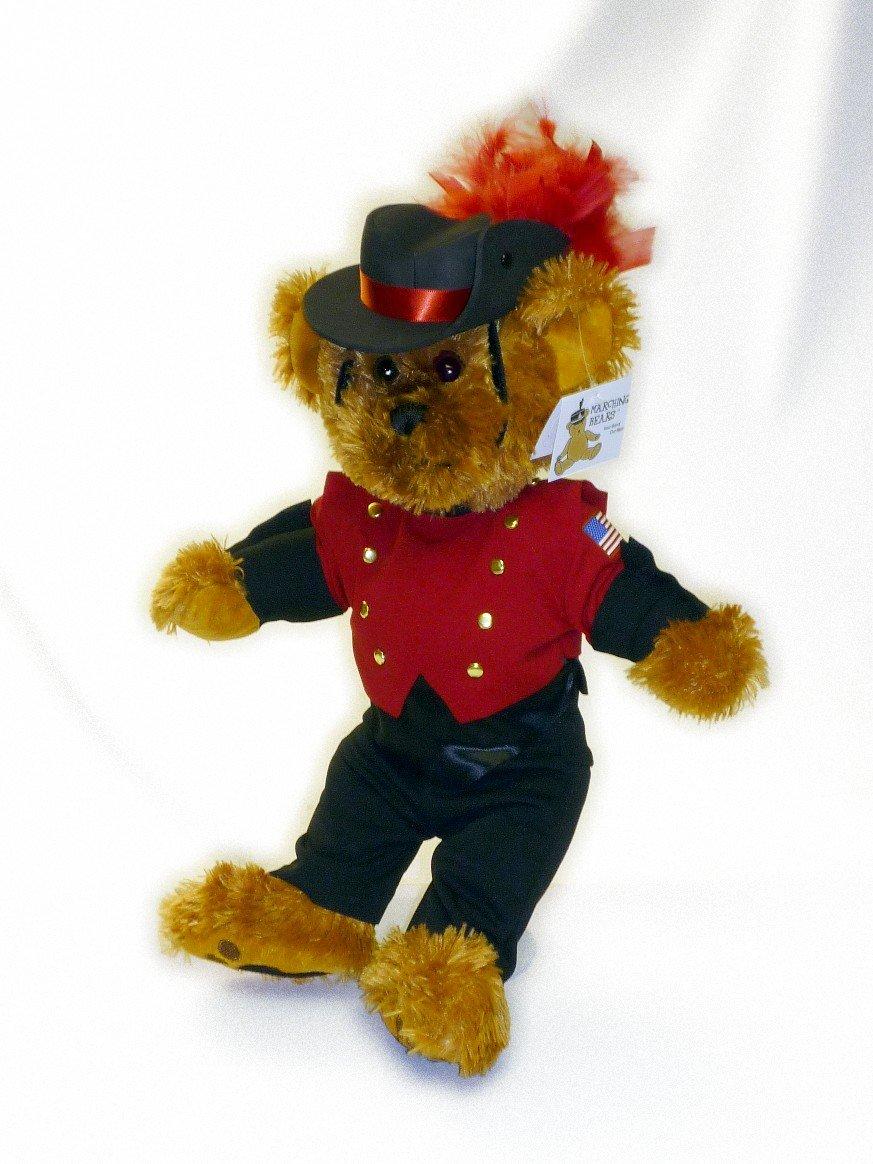 Archbishop Ryan HS Marching Band Uniform Teddy Bear