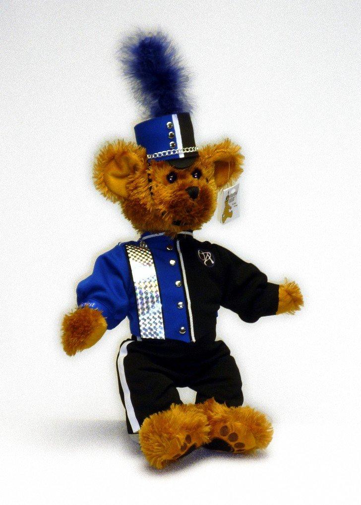 Oakcrest HS Marching Band Uniform Teddy Bear