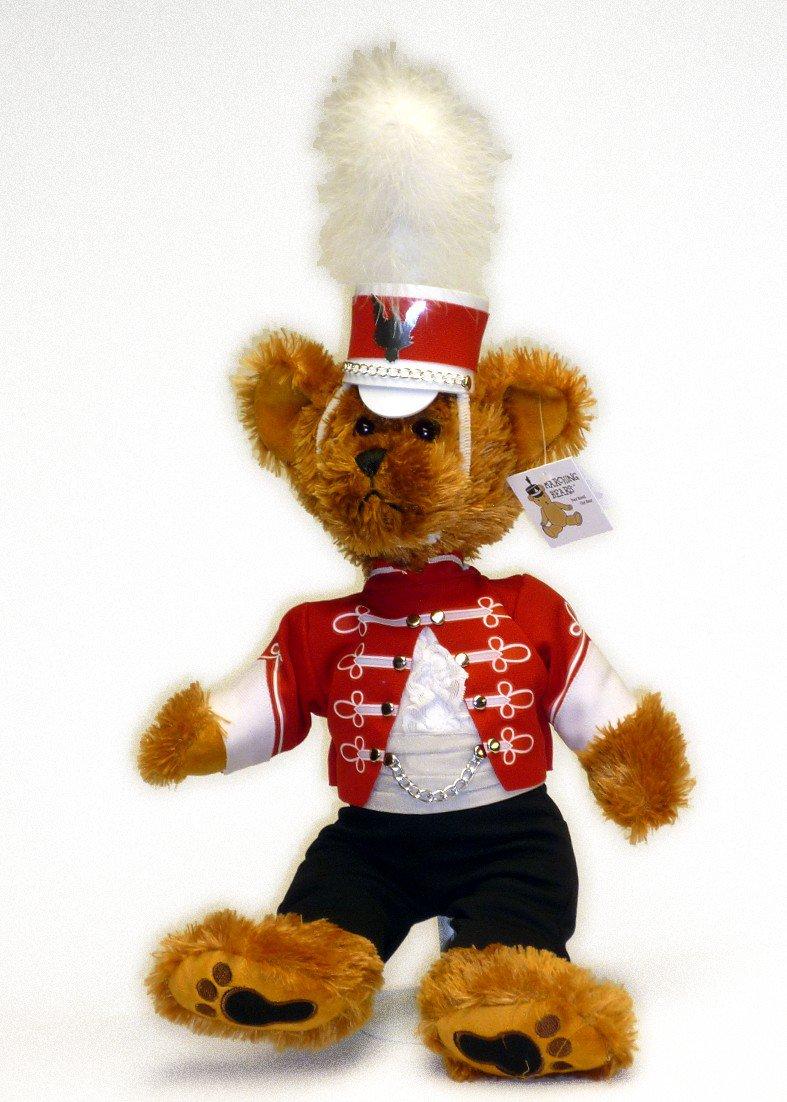 Palmyra HS Marching Band Uniform Teddy Bear