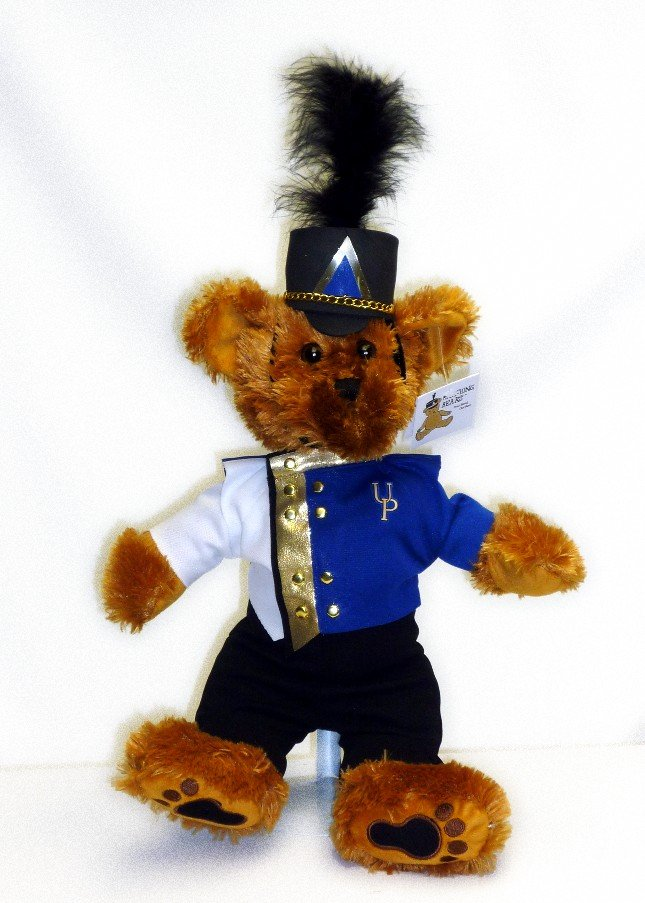 Upper Perkiomen HS Marching Band Uniform Teddy Bear