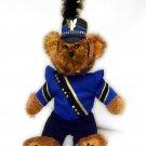 El Segundo HS Marching Band Uniform Teddy Bear - Choice of Sash (see below)