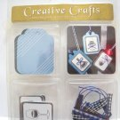 Creative Paper Craft Personal Font Tags DIY Set For Gift Wrapping Set