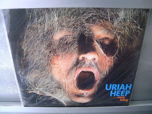 URIAH HEEP Very Eavy Very Umble LP DAVID BYRON SEMI NOVO MUITO RARO