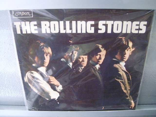 ROLLING STONES Primeiro Disco LP 1964 MUITO RARO EXCELLENTE