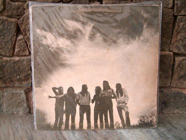 GERONIMO Geronimo Black LP 1972 ORIGINAL MUITO RARO