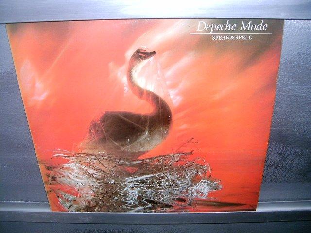 DEPECHE MODE Speak & Spell 1991 LP ROCK SEMI NOVO