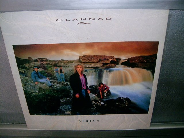 CLAMAND Sirius LP 1981 NEW WEVE SEMI NOVO