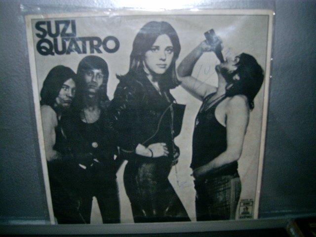 SUZI QUATRO suzi quatro LP 1974 ROCK MUITO RARO VINIL