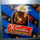 THE SENSATIONAL ALEX HARVEY BAND the sensational alex harvey band live LP 1976 ROCK MUITO RARO VINIL