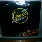 OPUS live is life LP 1985 ROCK*