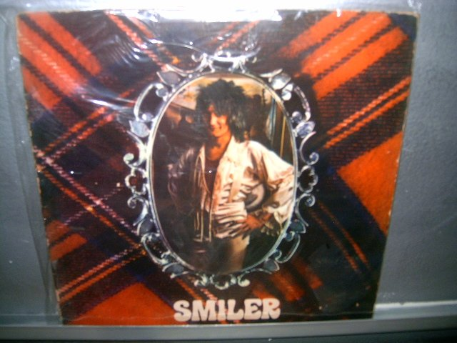 ROD STEWART smiler LP 1974 ROCK*