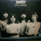 SWEET level headed LP 1978 ROCK**