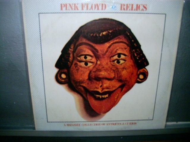 PINK FLOYD relics LP 1971 ROCK SEMI-NOVO MUITO RARO VINIL