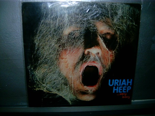 URIAH HEEP very 'eavy'very'umble LP 1970 ROCK MUITO RARO VINIL