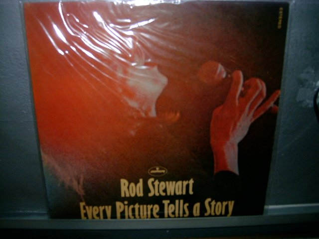 ROD STEWART every picture tells a story LP 1971 ROCK EXCELENTE MUITO RARO VINIL