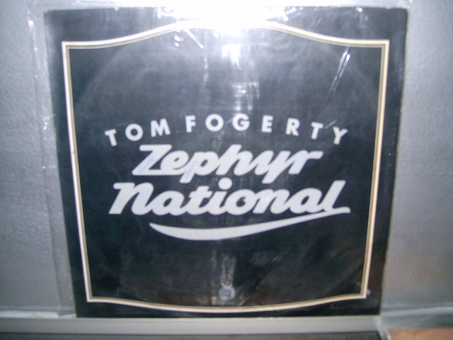 TOM FOGERTY zephyr national LP 1976 ROCK**
