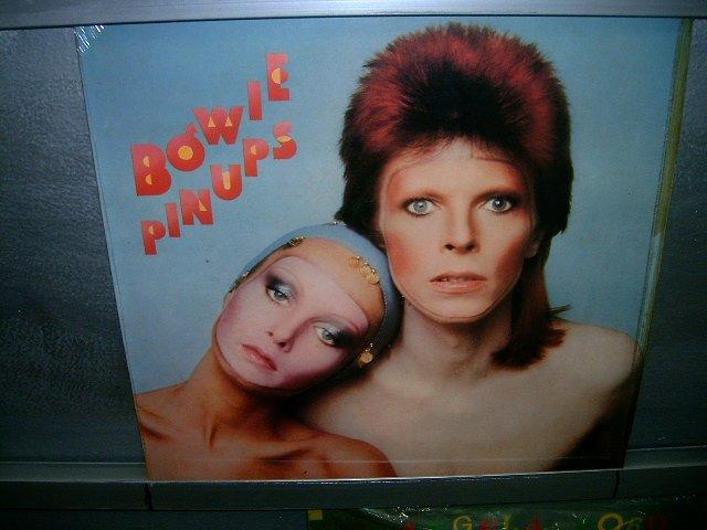 DAVID BOWIE pin ups LP 1973 IMPORTADO SEMI-NOVO MUITO RARO
