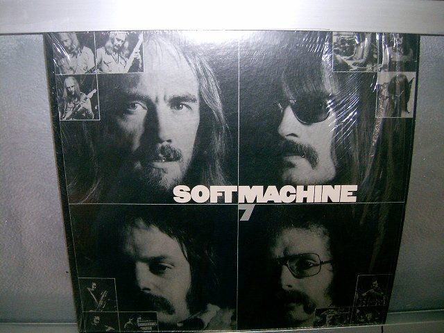 SOFT MACHINE seven LP 1973 IMPORTADO  SEMI-NOVO MUITO RARO