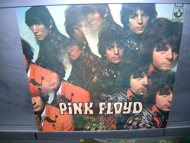 PINK FLOYD the piper at the gates of dawn LP 1967 ROCK SEMI-NOVO MUITO RARO VINIL