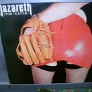 NAZARETH the catch LP 1984 ROCK**