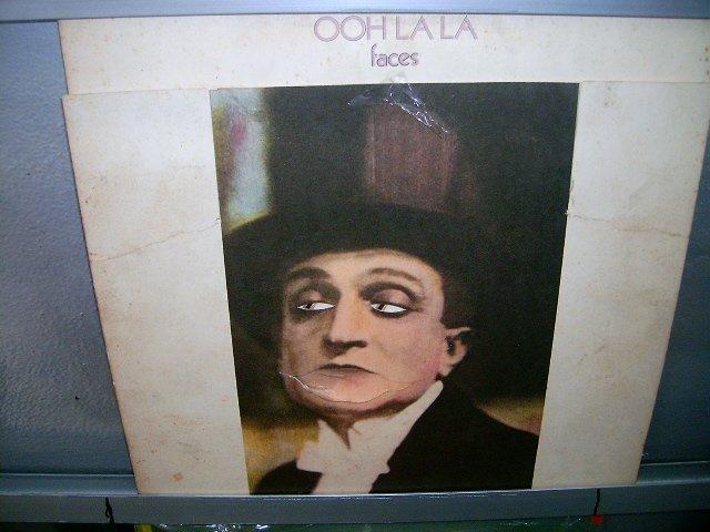FACES ooh-la-la LP 1973 ROCK MUITO RARO VINIL