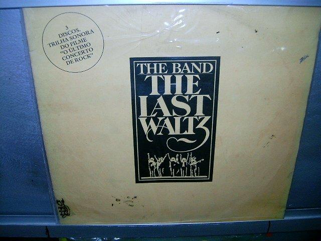 THE BAND Last Waltz  2LP 1978 ROCK**