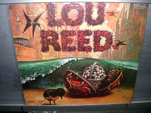 LOU REED lou reed LP 1972 ROCK MUITO RARO VINIL