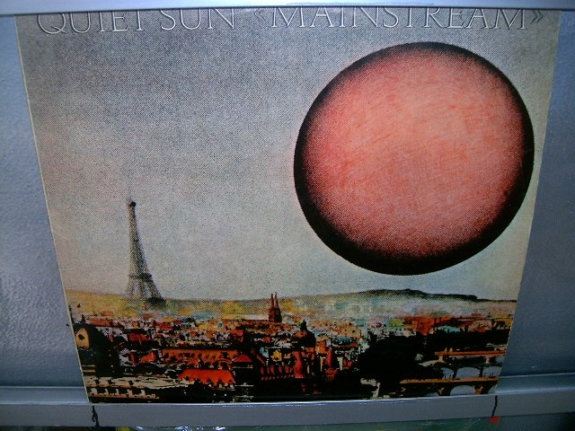 QUIET SUN mainstream LP 1975 ROCK MUITO RARO VINIL