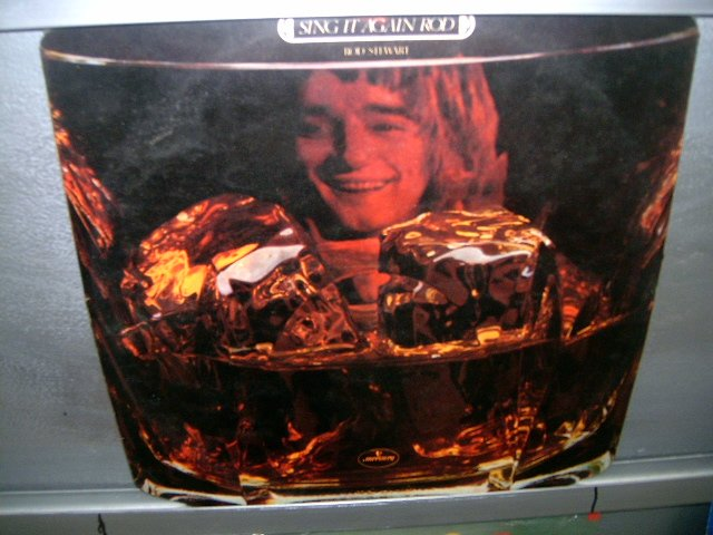 ROD STEWART sing it again rod LP 1973 ROCK*