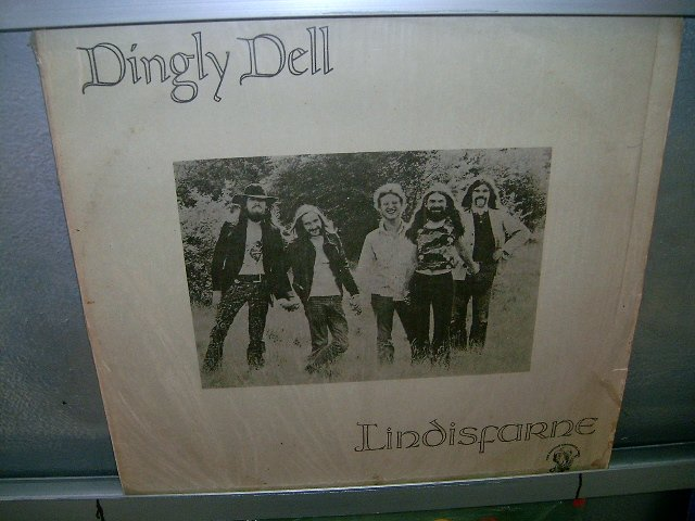 LINDISFARNE Dingly Dell  LP 1972 ROCK**