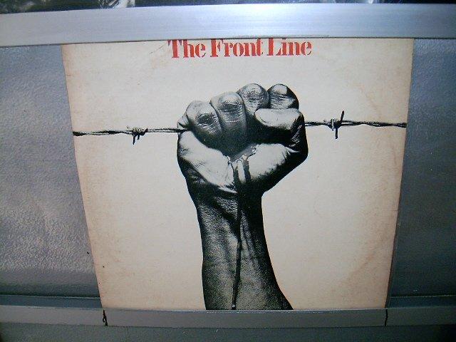 THE FRONT LINE the front line LP 1977 SOUL MUSIC EXCELENTE MUITO RARO VINIL
