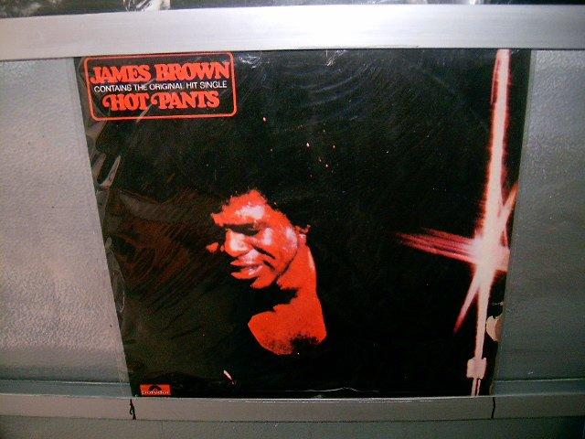 JAMES BROWN hot pants LP 1971  EXCELENTE FUNK  SOUL MUSIC  MUITO RARO