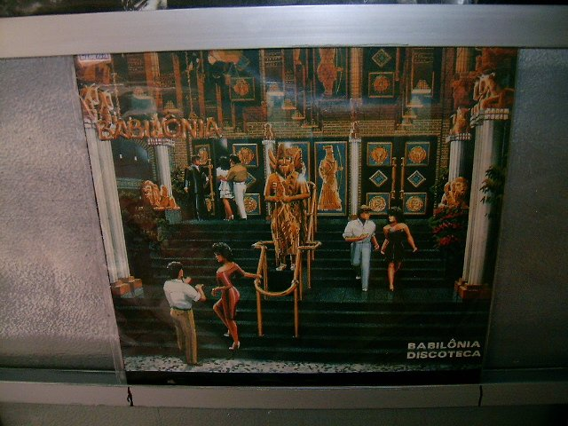 BABILONIA babilonia discoteca LP SOUL MUSIC MUITO RARO VINIL