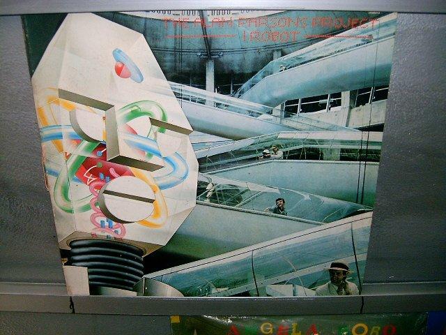 THE ALAN PARSONS PROJECT i probot LP 1977 ROCK EXCELENTE RARO VINIL