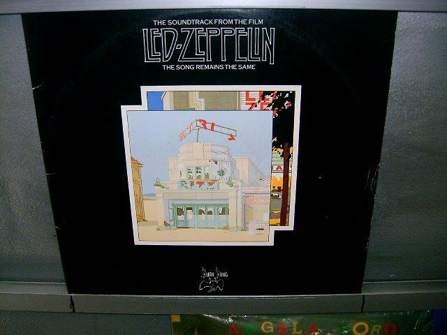 LED ZEPPELIN the song remains the same 2LP 1976 DUPLO EXCELENTE MUITO RARO VINIL