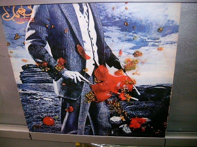 YES tomato LP 1978 PROGRESSIVE ROCK*