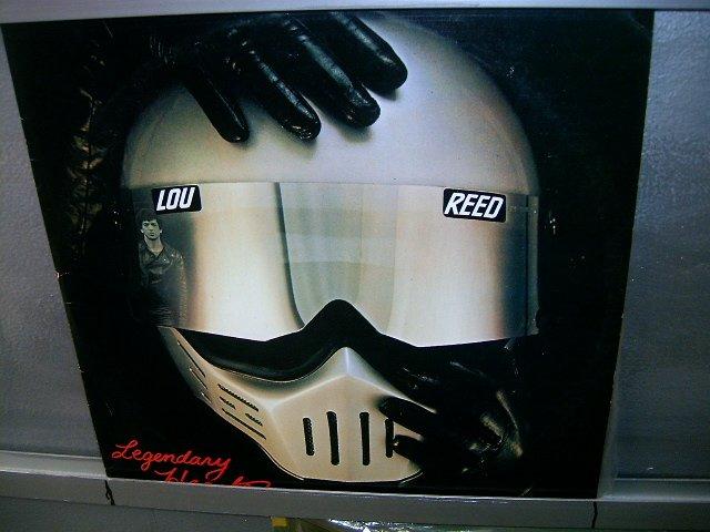 LOU REED legendary LP 1983 ROCK SEMI-NOVO MUITO RARO VINIL