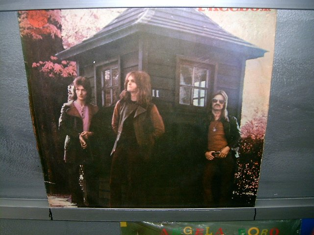 FREEDOM through the years LP 1971 ROCK MUITO RARO VINIL