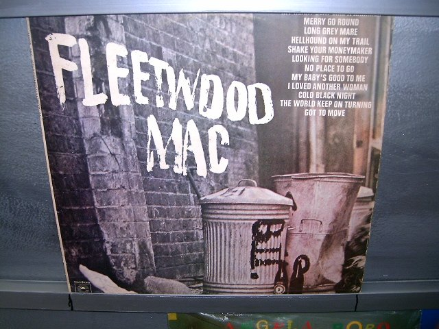 FLEETWOOD MAC Peter Green's  LP  ROCK EXCELENTE MUITO RARO VINIL