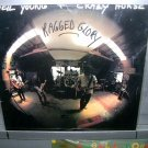 NEIL  YOUNG AND THE CRAZY HORSE ragged glory LP 1990 ROCK**