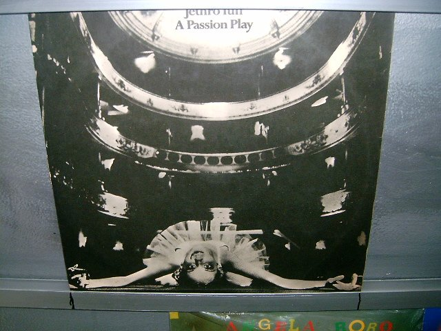 JETHRO TULL a passion play LP 1973 ROCK MUITO RARO VINIL