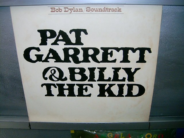 BOB DYLAN pat garret & billy the kid LP 1973 ROCK SEMI-NOVO MUITO RARO VINIL