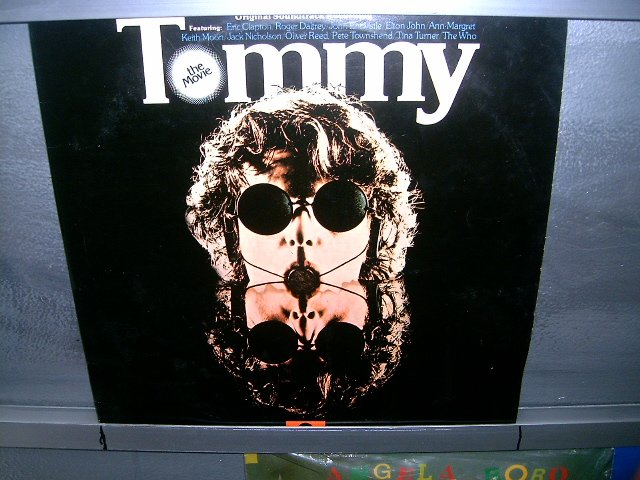 THE WHO tommy 2LP 1975 ROCK MUITO RARO VINIL