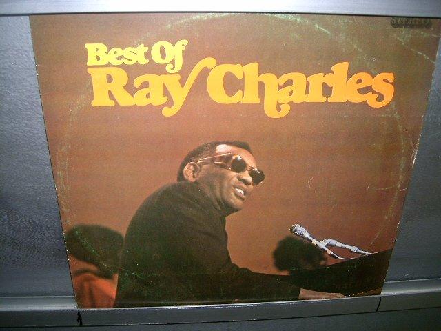 RAY CHARLES best of ray charles LP 1978 BLACK MUSIC EXCELENTE MUITO RARO VINIL