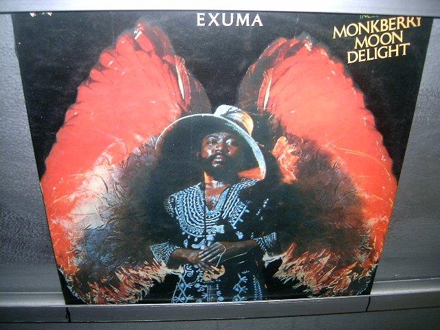 EXUMA reincarnation LP 1974 BLACK MUSIC MUITO RARO VINIL
